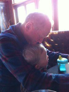 Great Grandpa & Game